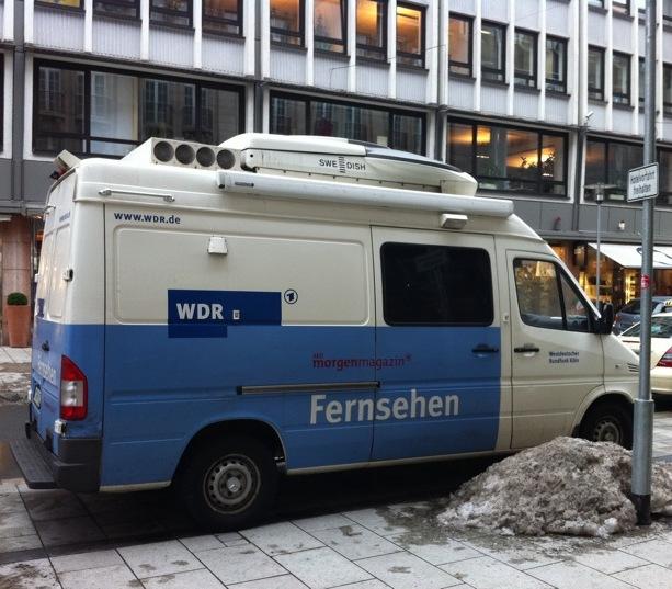 KASTENS HOTEL LUISENHOF live im ARD