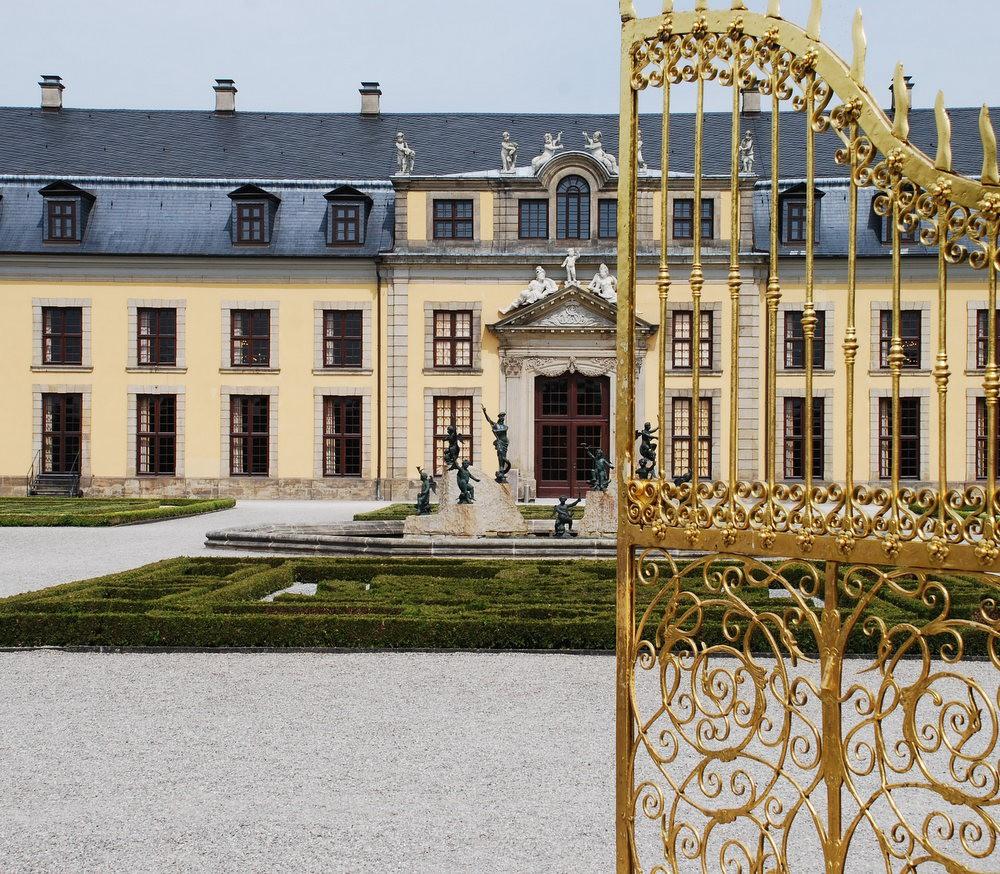 Herrenhäuser Gärten und die Niki de Saint Phalle Grotte
