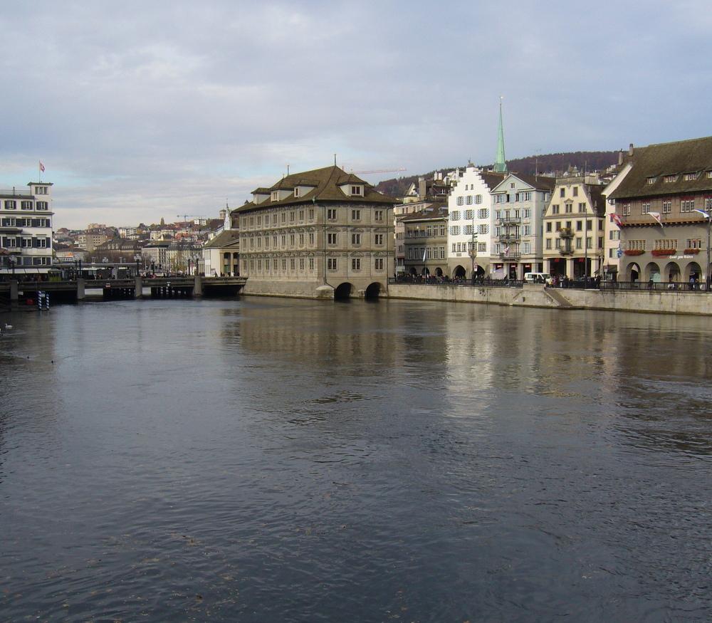 Zürich und seine schönsten Ecken