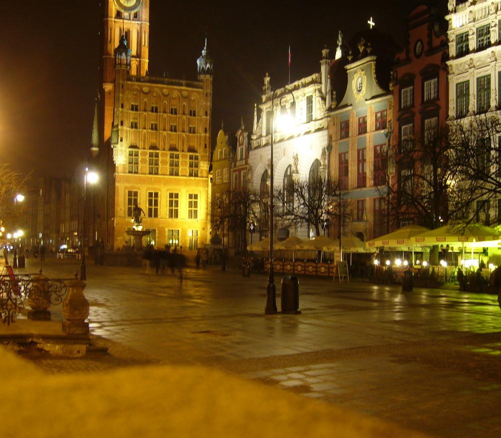 Danzig - die wunderschöne Hafenstadt