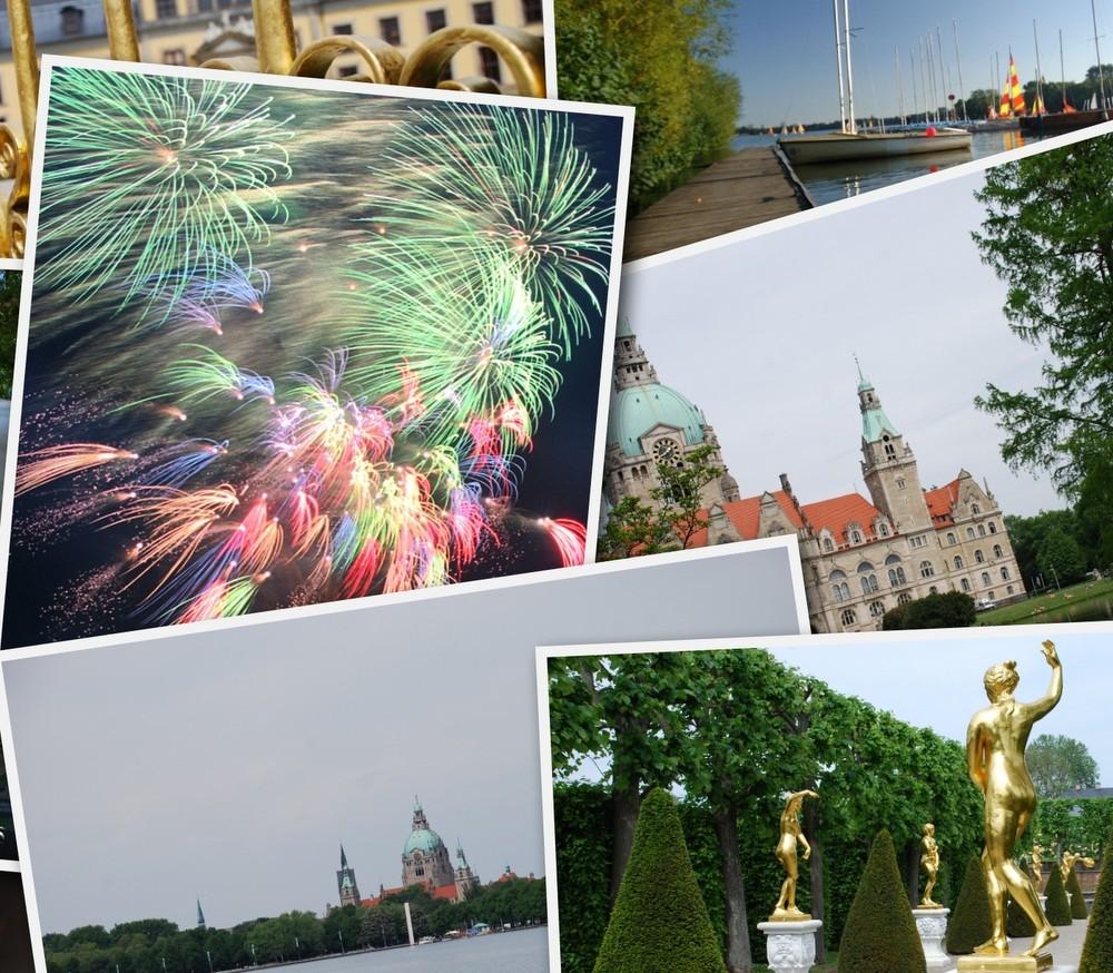 Eventfahrplan für Hannover