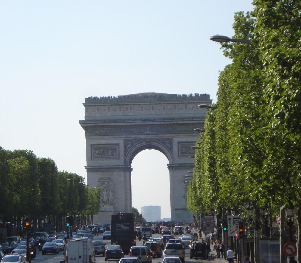 Montmartre und Versailles