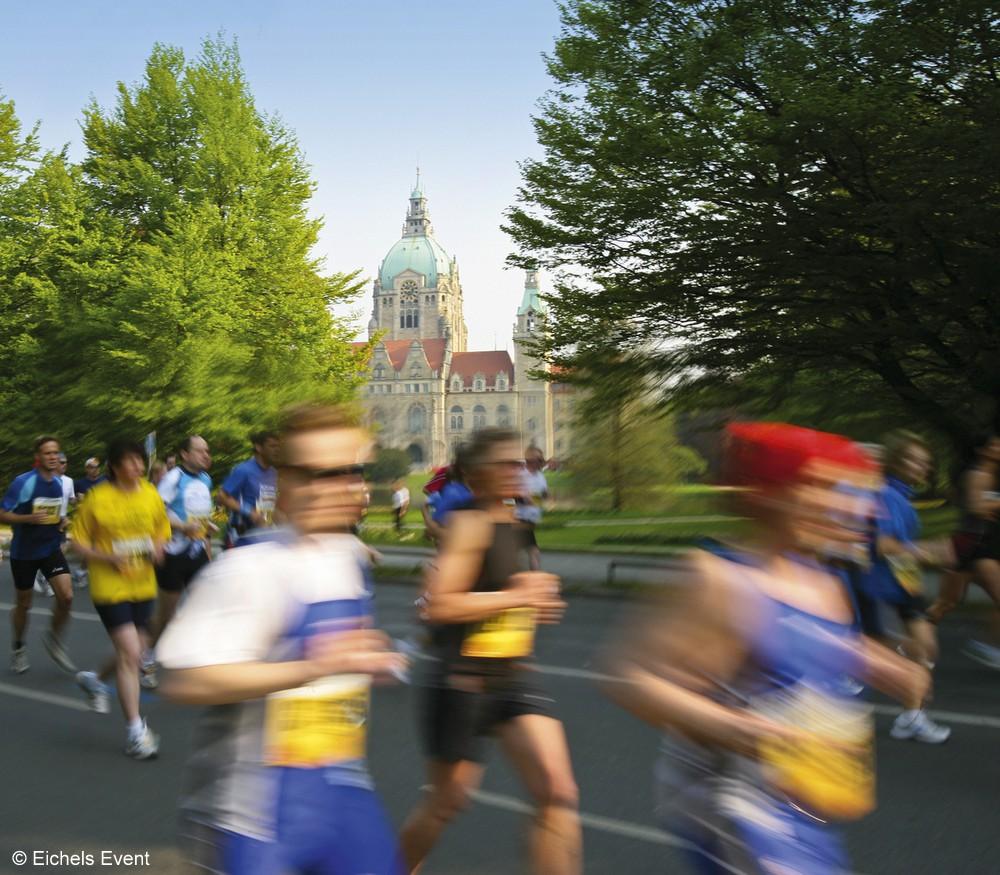 Die Strecke des TUI Marathon
