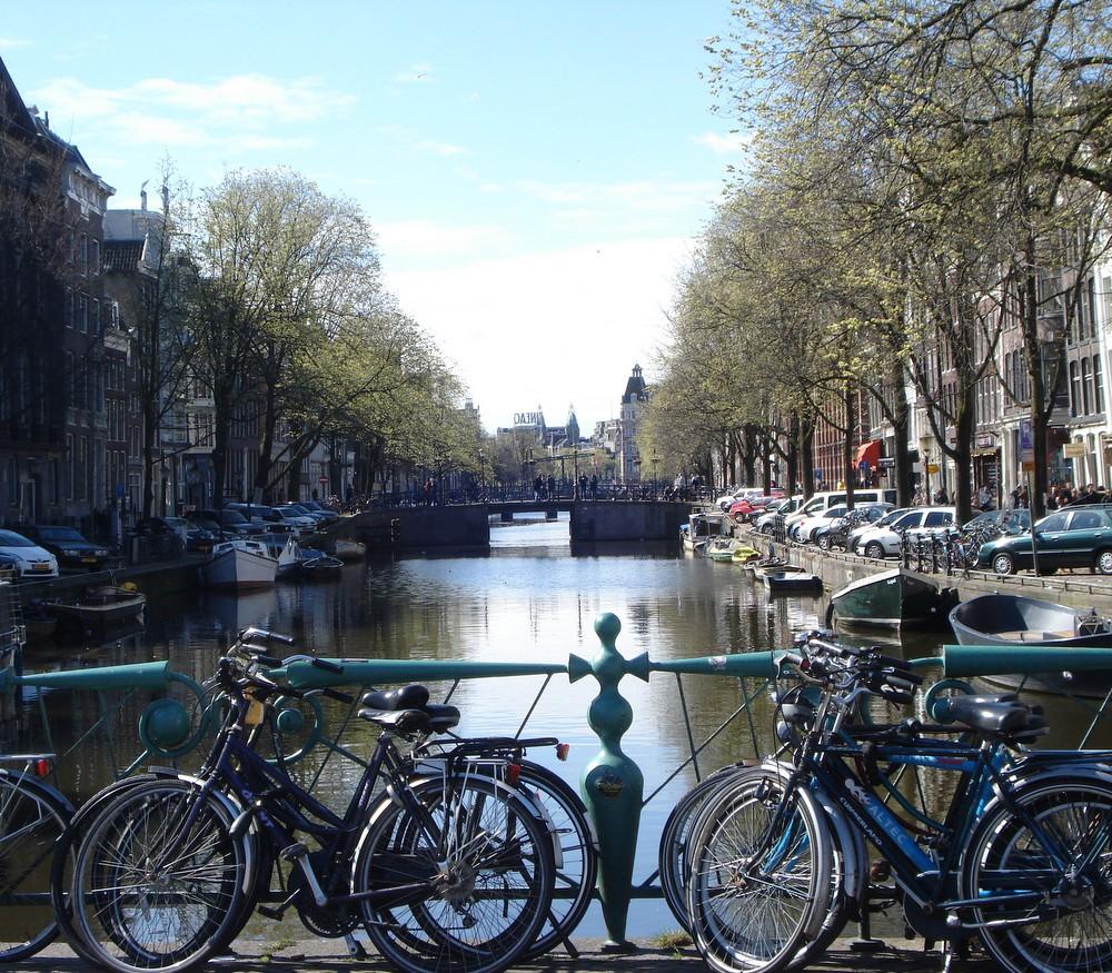 Die schönsten Viertel von Amsterdam