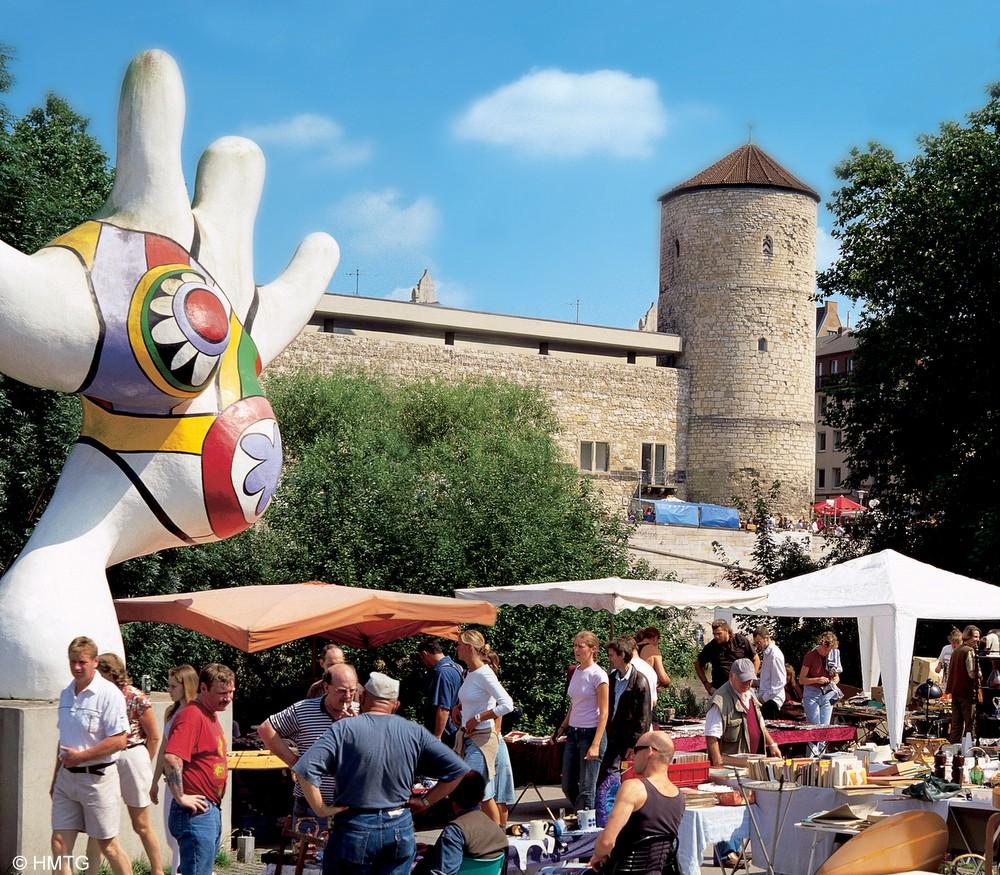 Deutschlands ältester Flohmarkt