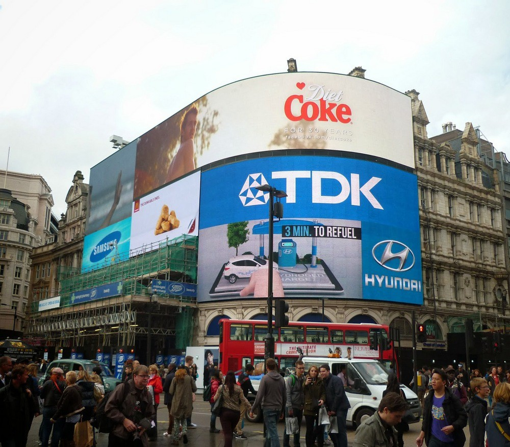 London, das Mekka für Trendsetter