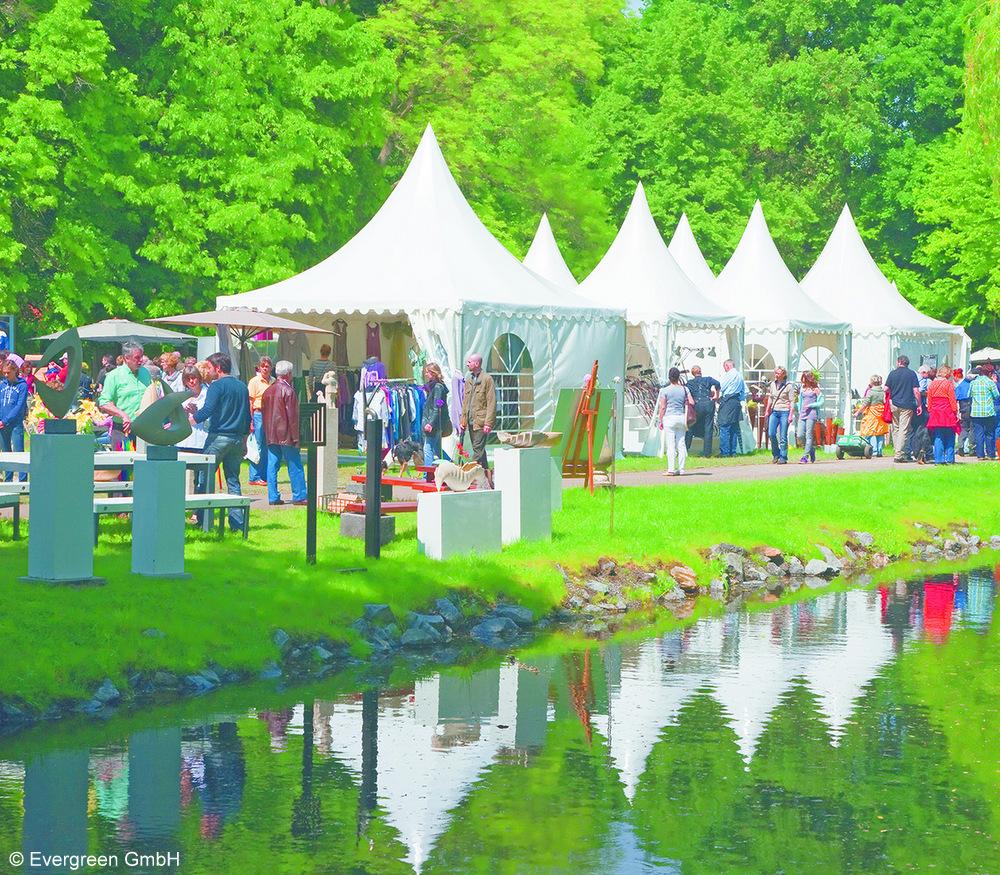 Gartenfestival Herrenhausen 2014