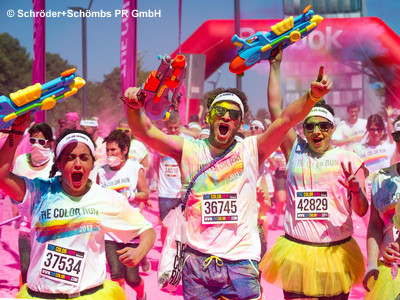 Color Run Hannover