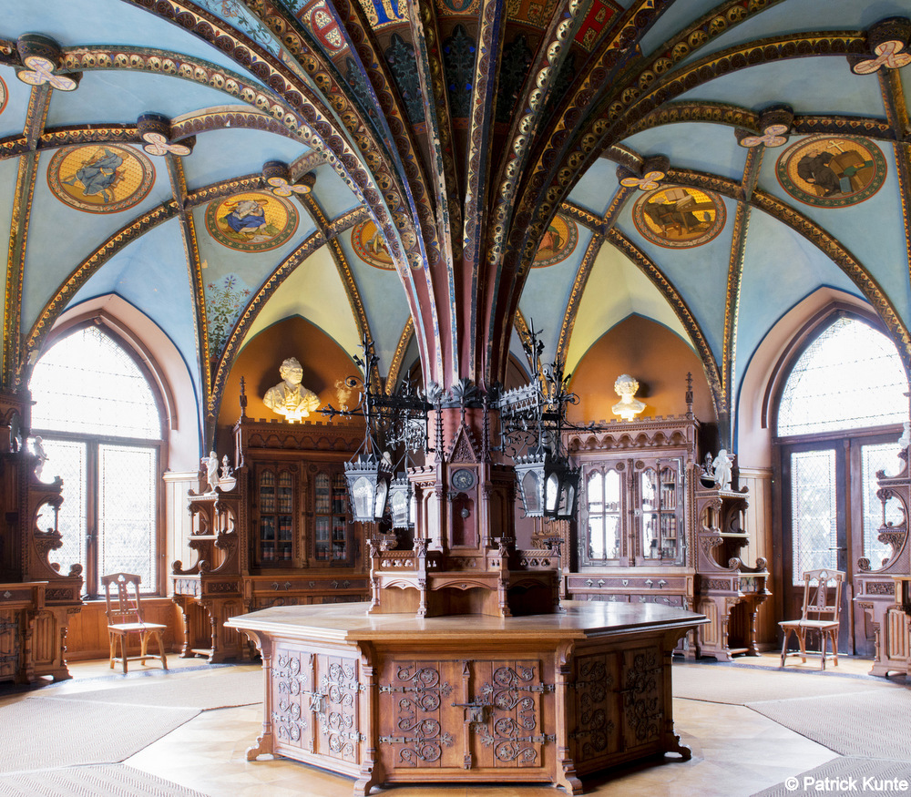 Führungen durch Schloss Marienburg
