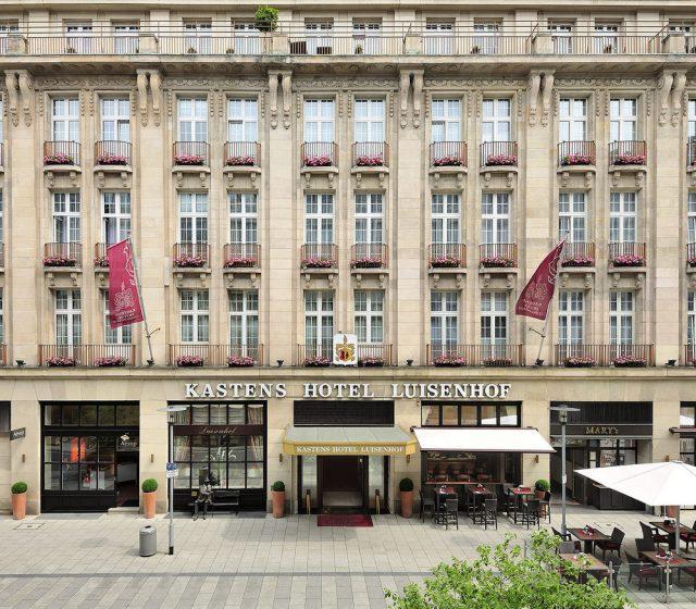 160 Jahre Kastens Hotel Luisenhof Jubiläumsbroschüre