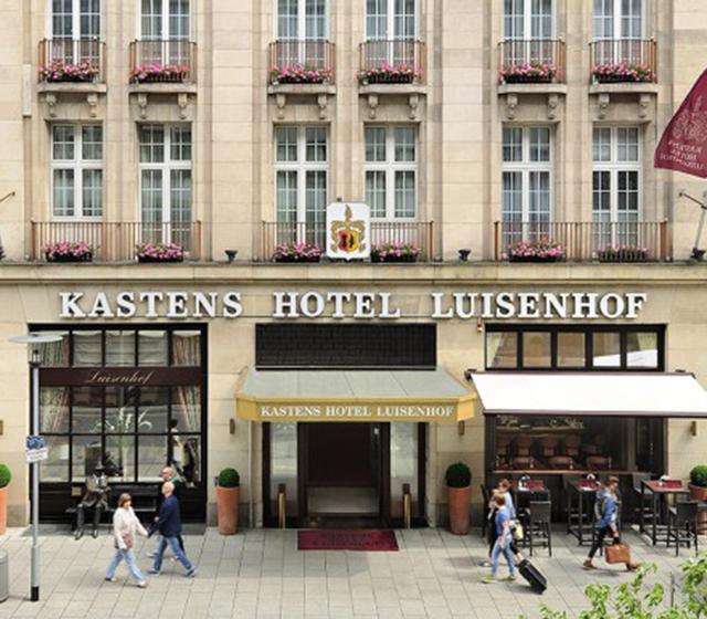 Promo 74 Off Kastens Hotel Luisenhof Hannover Germany