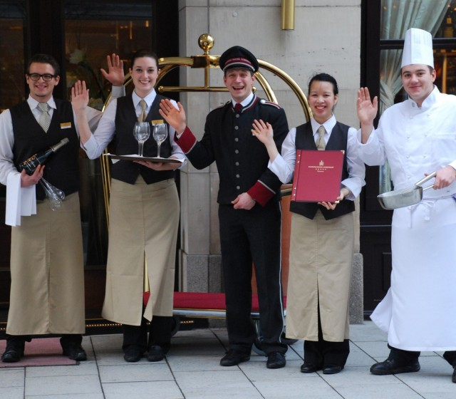 Ausbildung im Kastens Hotel Luisenhof