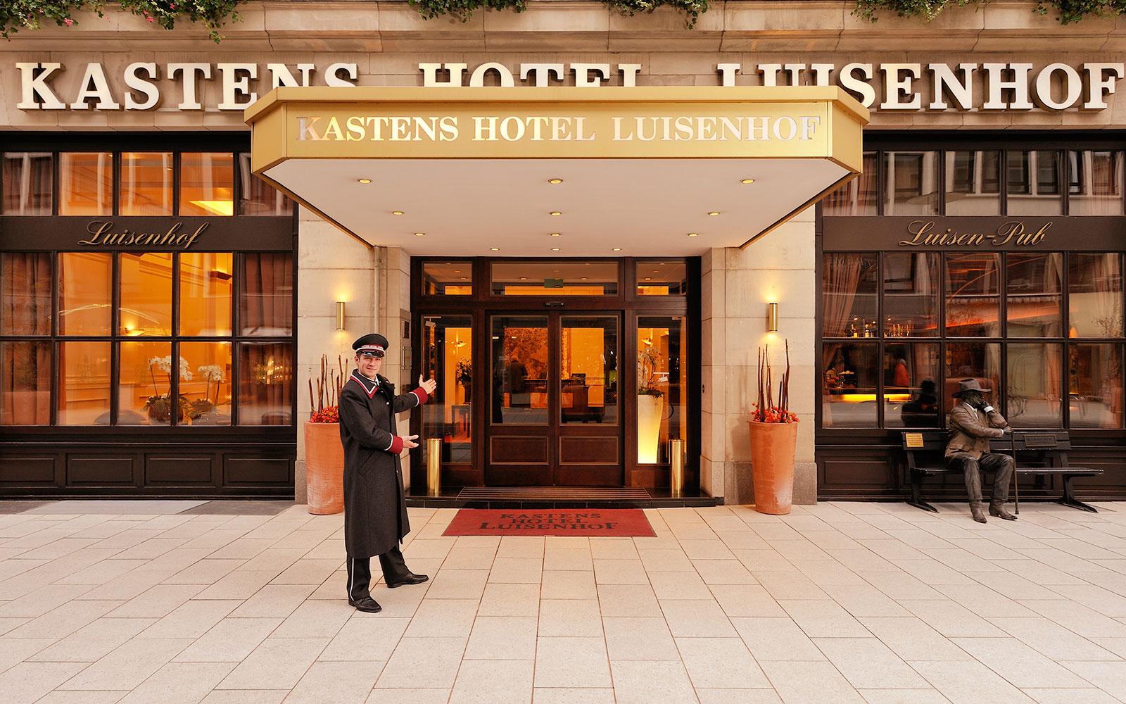Anfahrtkontakt Luisenhof