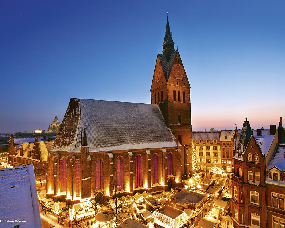 Weihnachtszauber in Hannover