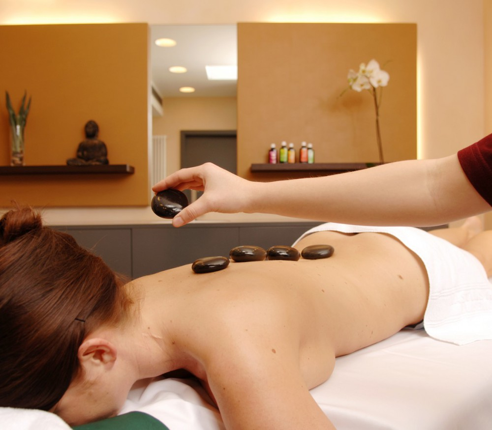 Hot Stone Massage, Seelenmassage