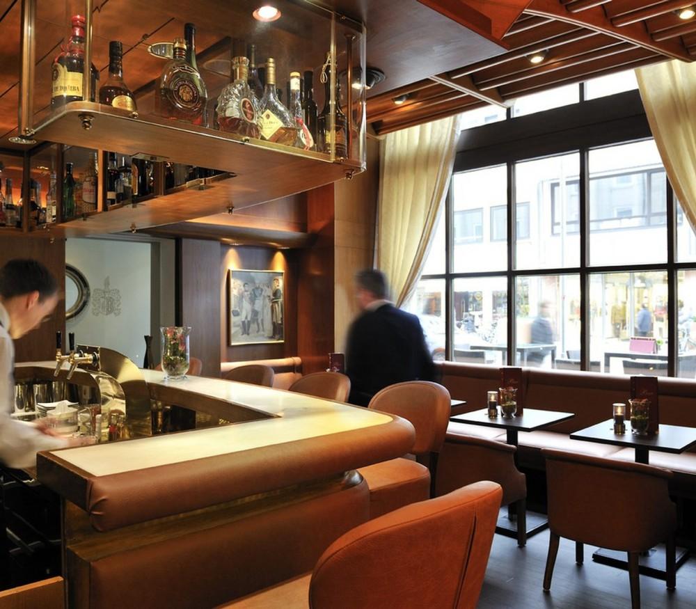 Leos Bar ist ein Unikum unter den Bars in Hannover…