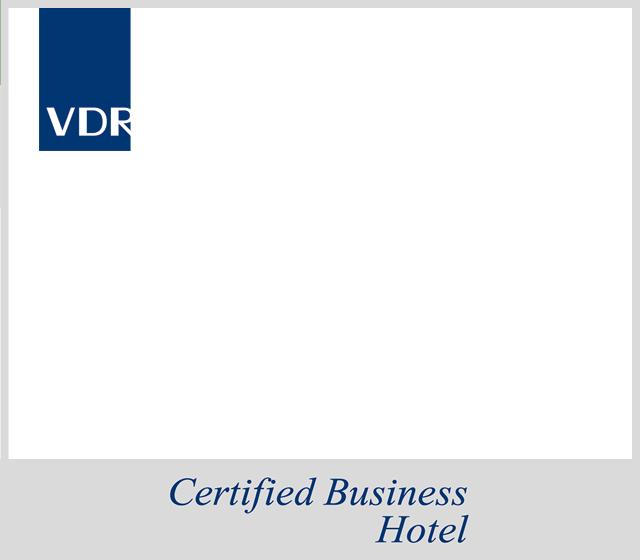 Zertifikat Certified Business Hotel