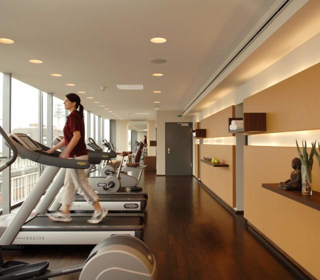 Bildergalerie Fitness & Sauna