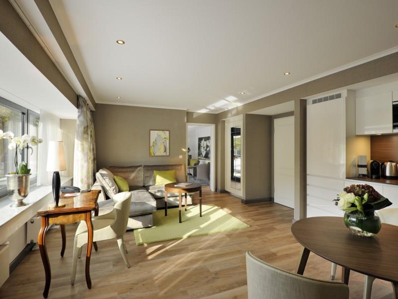 bildergalerie appartements luisenhof. Black Bedroom Furniture Sets. Home Design Ideas