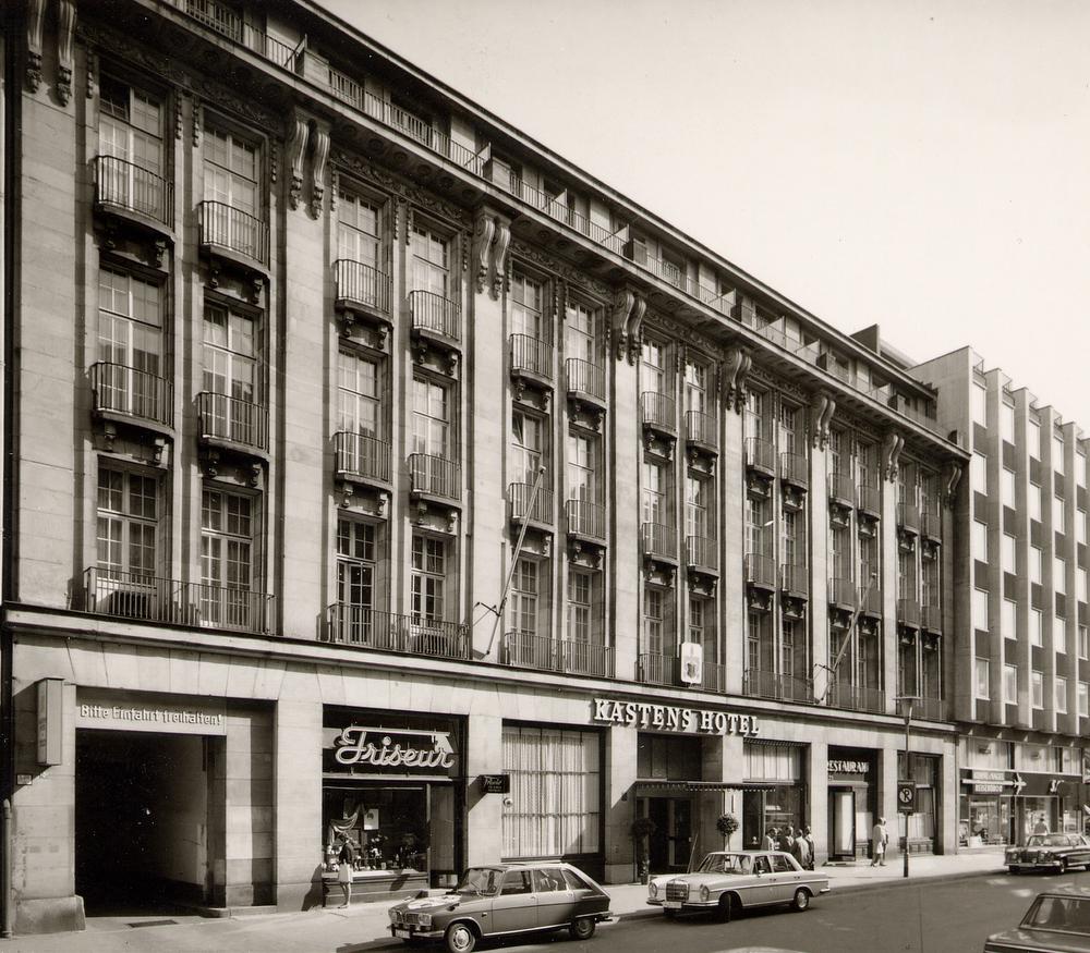 Parallelen von Hannover und dem Hotel