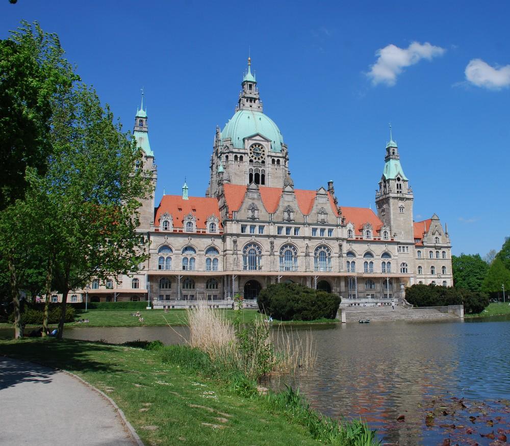 Hannover feiert Geburtstag