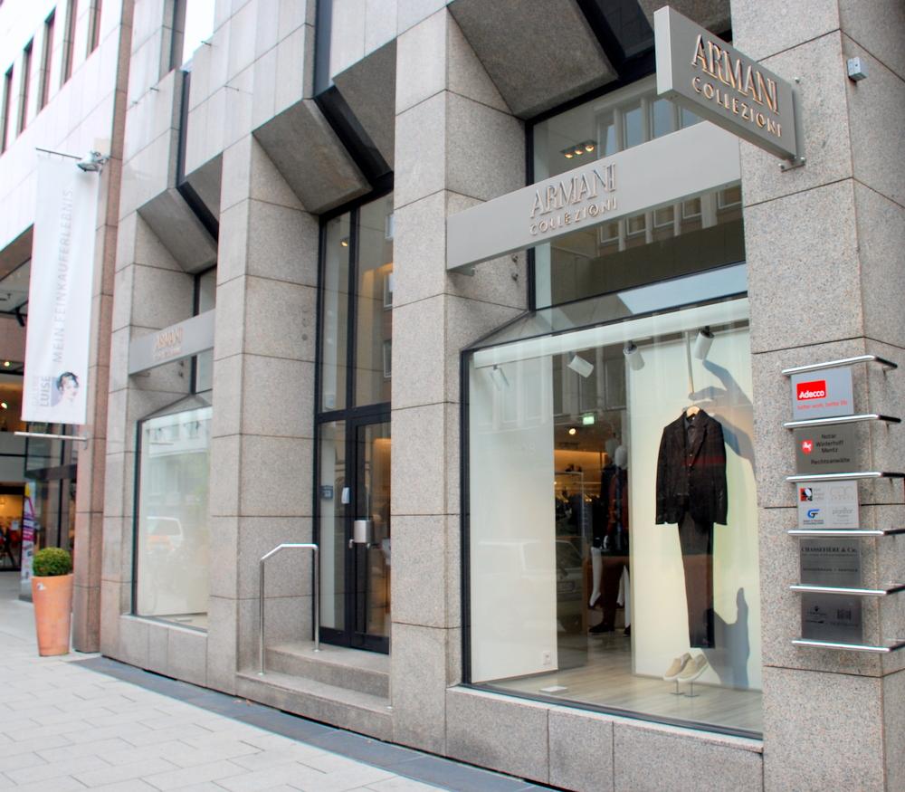 Armani Collezioni (fashion store)