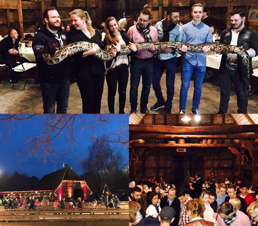 Winterfest im Erlebnis-Zoo!