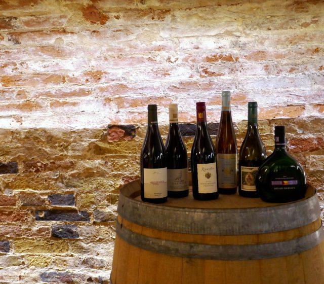 Kulinarische Weinreise Deutschland