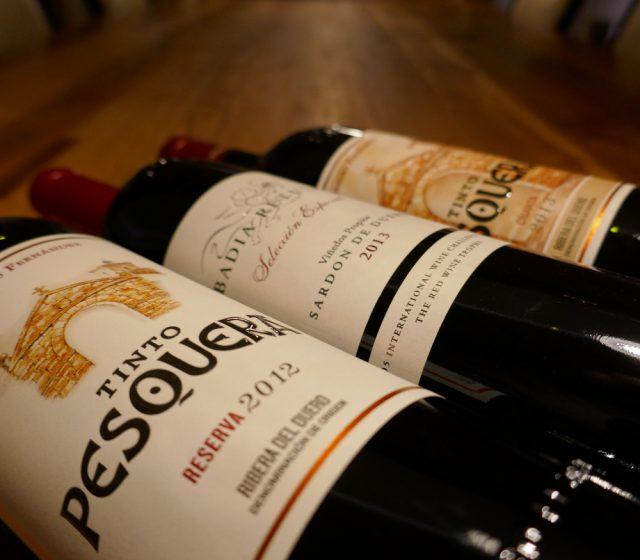 Tapas españolas & vino