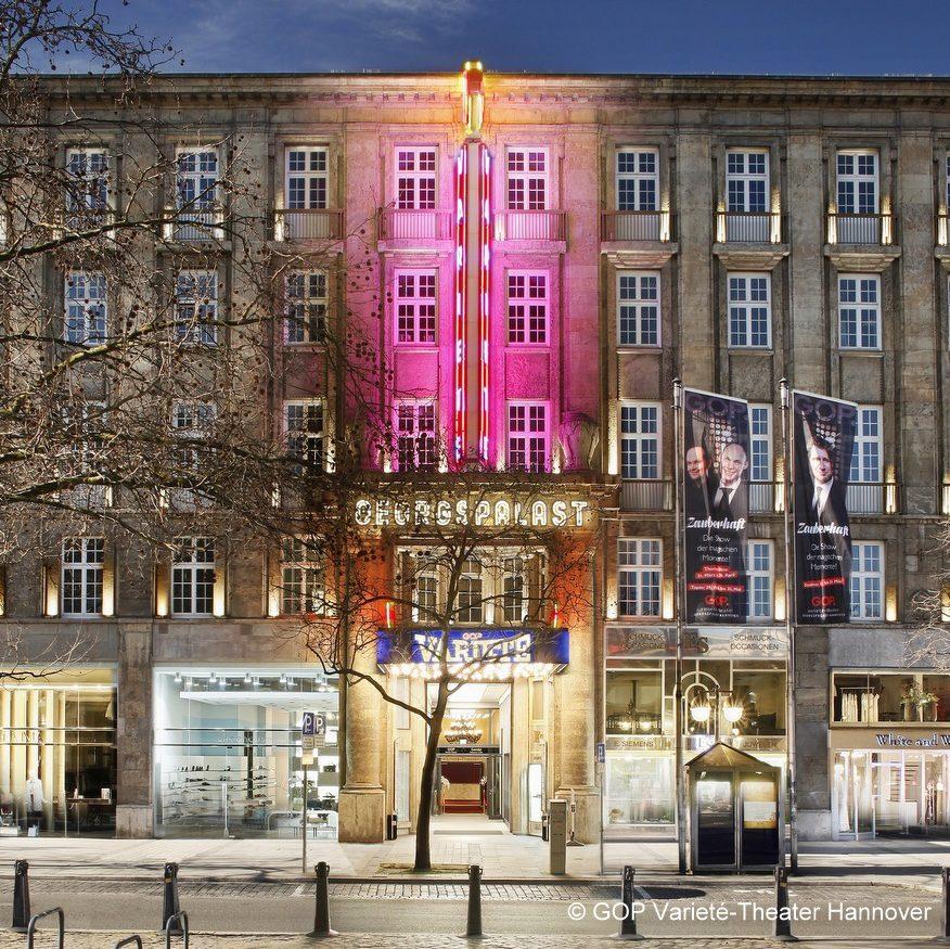 GOP Varieté-Theater Hannover