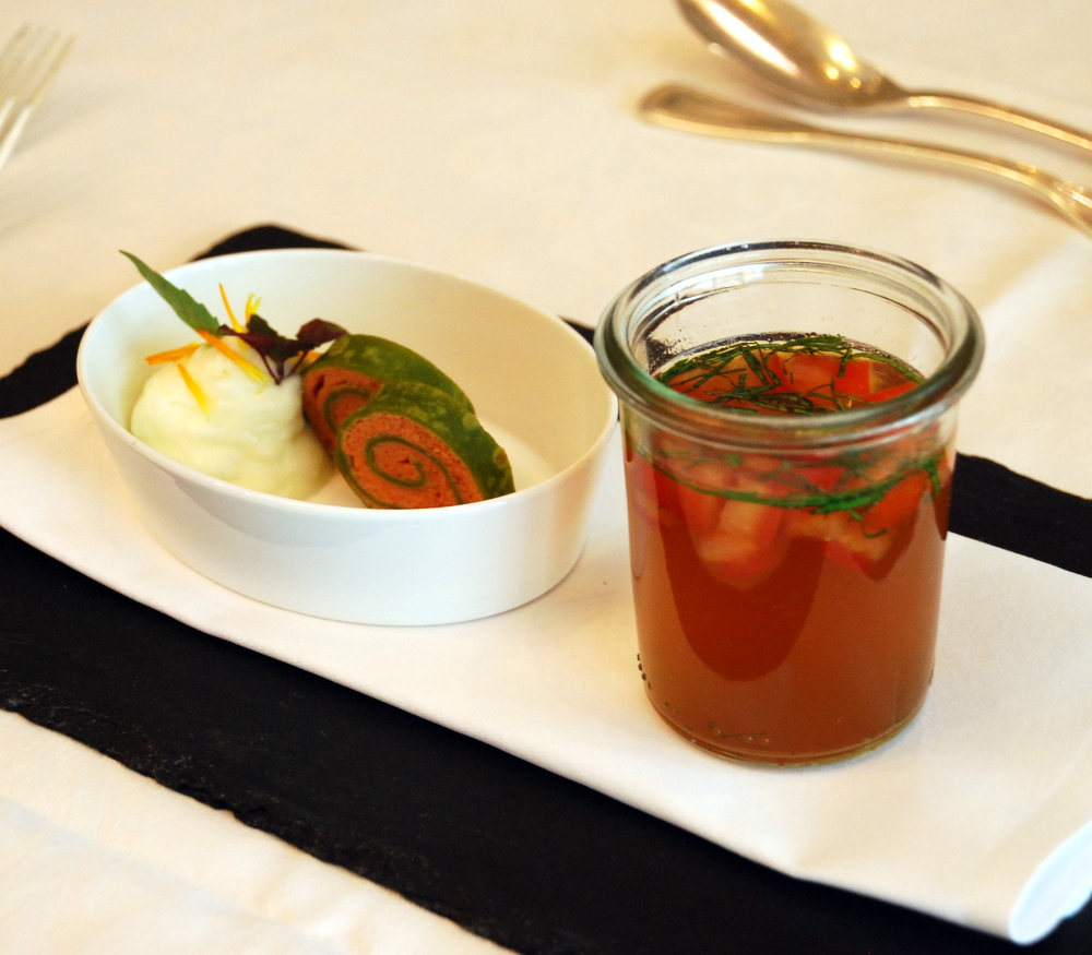 Menü des Monats in MARY´s Restaurant