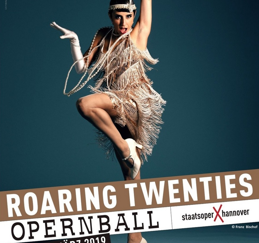 """Roaring Twenties"" Opernball 2019"