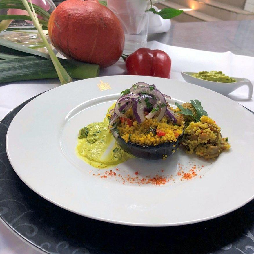 Vegetarische Menüs – Interne Schulung