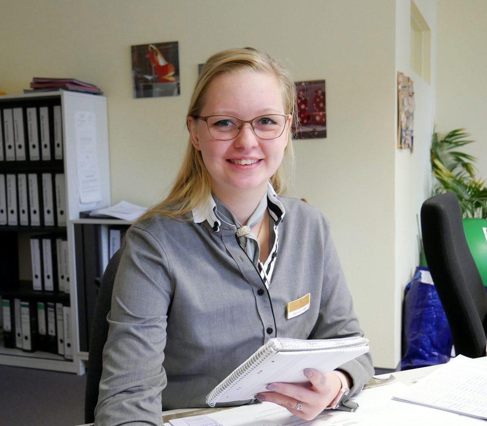 Work & Learn im Luisenhof – Die Buchhaltung