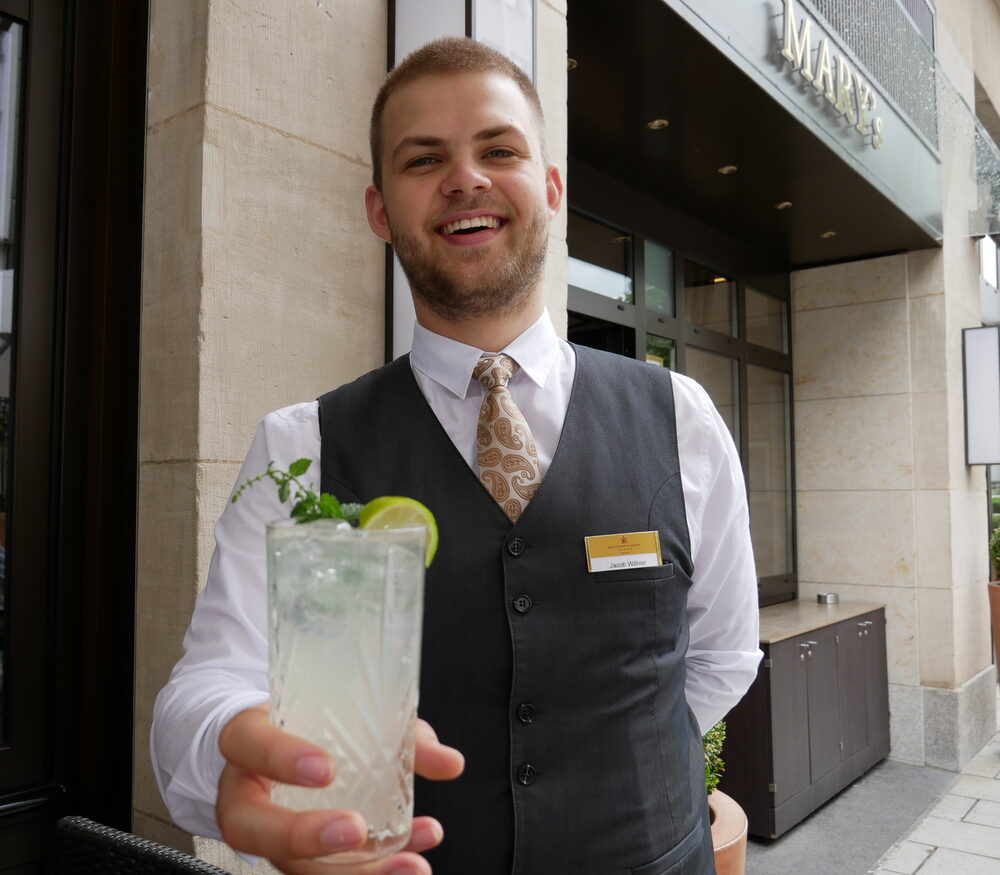 """Cocktailempfehlung – Der """"Gin Gin Mule"""""""